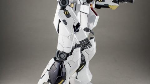 MG Nu Gundam Ver. Ka Titanium Finish Ver-4
