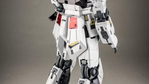 MG Nu Gundam Ver. Ka Titanium Finish Ver-5