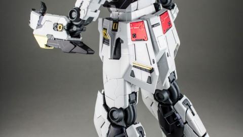 MG Nu Gundam Ver. Ka Titanium Finish Ver-6