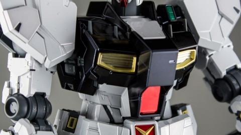 MG Nu Gundam Ver. Ka Titanium Finish Ver-7