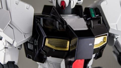 MG Nu Gundam Ver. Ka Titanium Finish Ver-8
