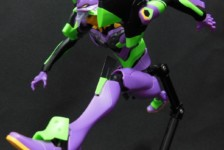 1/400 Evangelion Test Type EVA-01 by Kotobukiya (Part 2: Review)