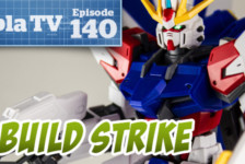 Gunpla TV – Episode 140 – MG Build Strike Full Package – Gundam Thunderbolt!