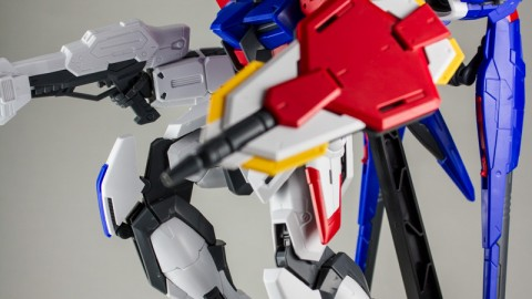 MG Build Strike Gundam Full Package-9