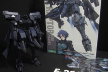 Non-scale F-22A Raptor Infinities by Kotobukiya (Part 2: Review)