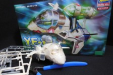 Egg Plane YF-19 with Fast Pack & Fold Booster by Hasegawa (Part 2: Review)