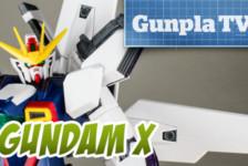 Gunpla TV – Episode 141 – MG Gundam X Review! Max Factory's Dougram