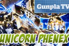 Gunpla TV Special – MG Unicorn #3 Phenex!