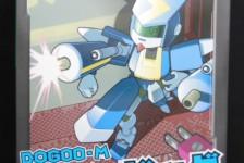 1/6 DOG00-M Cyan Dog by Kotobukiya (Part 1: Unbox)