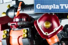 Gunpla TV – Episode 144 – MG Build Mk II – HG Thunderbolt Psycho Zaku