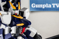 Gunpla TV – Episode 145 – MG Build Gundam Mk-II RX-178 – Damashii Kshatriya – Ma.K Super Jerry