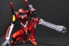 1/400 Evangelion Production Model EVA-02b (Q Ver.) by Kotobukiya (Part 2: Review)