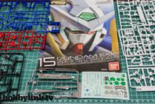 Gunpla TV Special – 1/144 RG GN-001 Gundam Exia Unboxing!