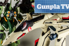 Gunpla TV – Episode 147 – Macross Plus YF-19 Gerwalk Mode – Damashii Kshatriya Review