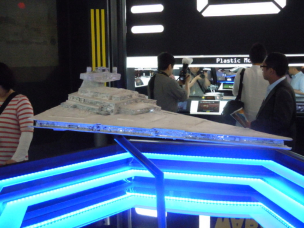 The Star Wars Invasion of Bandai Commences!