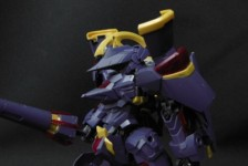 1/100 NSG-Z0/E Durga Limited Edition by Kotobukiya (Part 2: Review)