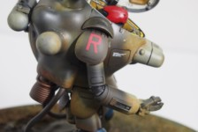 Maschinen Krieger (Ma.K.) 1/20 S.A.F.S. Snake-Eye Reconnaissance Type Sea Pig by Wave
