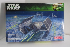 Fine Molds – 1/72 – Darth Vader's Advanced X1 TIE Fighter – Part One: Unboxing