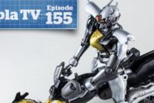 Gunpla TV – Episode 155 – Nobunaga the Fool! Neo-Zeong bag giveaway!