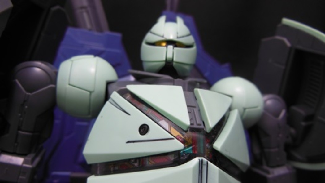 1/100 MG Turn X Gundam by Bandai (Part 2: Review)
