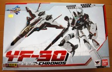 DX Chogokin YF-30 Chronos by Bandai (Part 1: Unbox)
