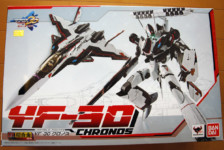 DX Chogokin YF-30 Chronos by Bandai (Part 1: Unbox)