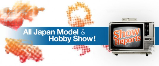 Fine Molds Show Reports – All-Japan Model & Hobby Show 2012