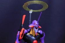 1/400 Evangelion Test Type-01 Awake Ver. by Kotobukiya (Part 2: review)