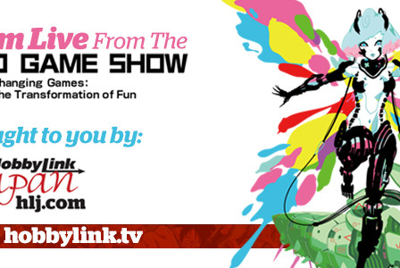 Tokyo Game Show 2018 - HobbyLink tv