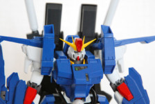 Robot Damashii Full Armor ZZ Gundam by Bandai (Part 2: Review)