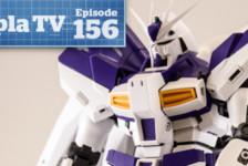 Gunpla TV – Episode 156 – MG Hi Nu Gundam Ver Ka!