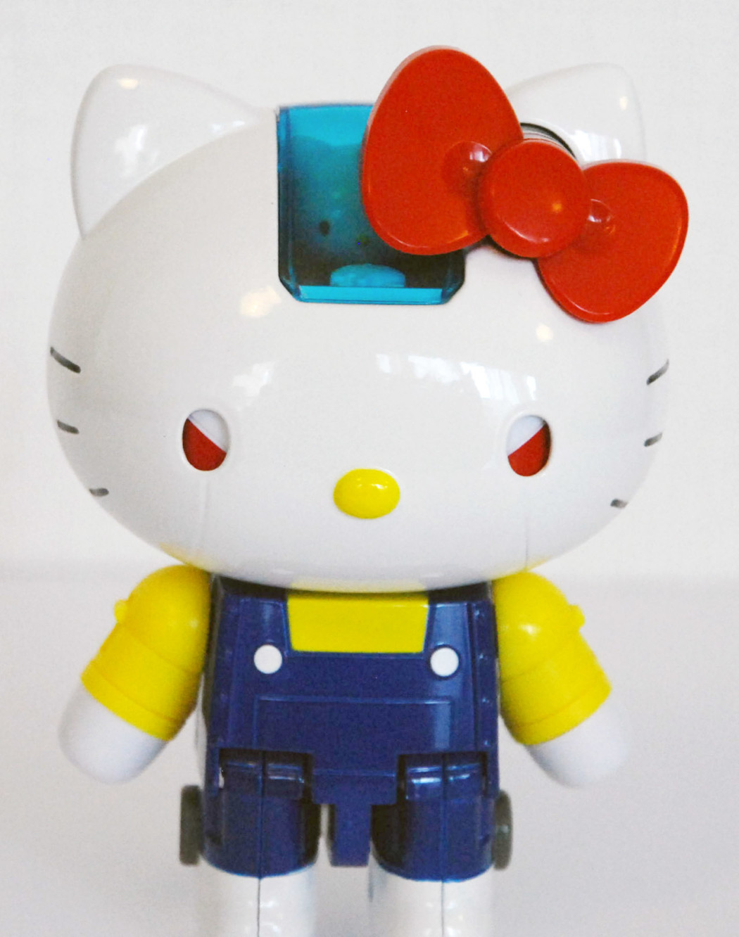 Chogokin Hello Kitty by Bandai (Part 2: Review)