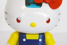 Chogokin Hello Kitty by Bandai (Part 2: Review)
