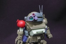Scopedog Turbo Custom (D-Style) by Kotobukiya