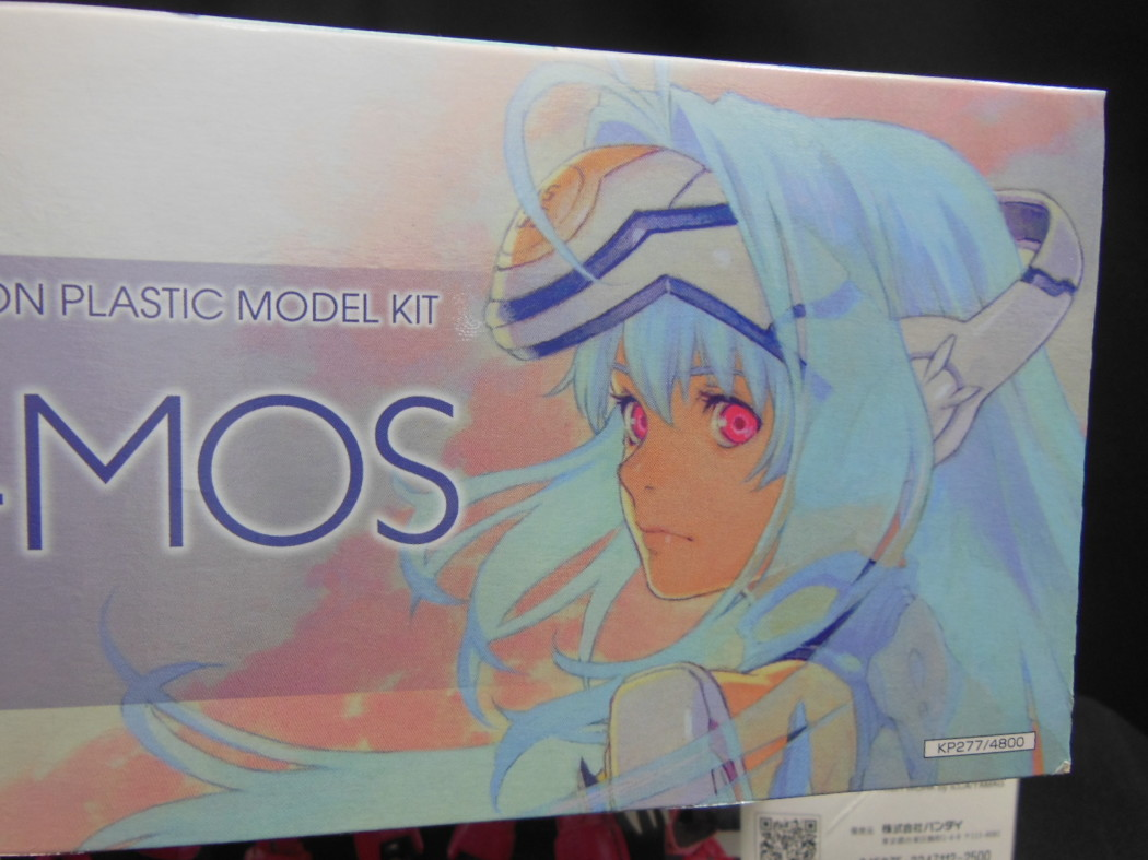 1/12 KOS-MOS Ver.1 by Kotobukiya (Part 1: unbox)