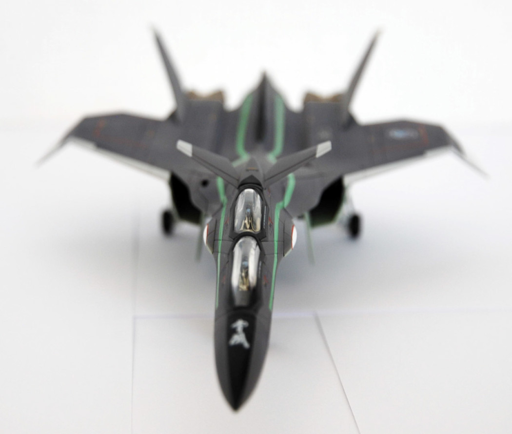 1/100 FFR-31MR/D Super Sylph Yukikaze by Alter (Part 2: Review)