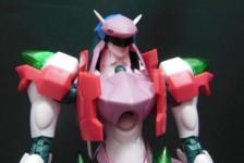 Z.O.E. Dolores Limited Model by Kotobukiya (Part 2: review)