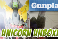 Gunpla TV Exclusive – Part 1 – PG Unicorn Gundam Unboxing