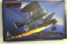 1/32 Sopwith Snipe (Early) by Wingnut Wings – Part One – Unboxing
