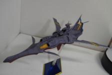 1/1000 N-Nautilus by Kotobukiya – Part Two – Build