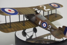1/32 Sopwith Snipe (Early) by Wingnut Wings – Part Two – Build