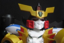 Star Gaogaigar w/Repli-Galeon (D-Style) by Kotobukiya (Part 2: review)