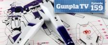Gunpla TV – Episode 159 – MG Hi Nu Ver Ka – How to Apply Decals