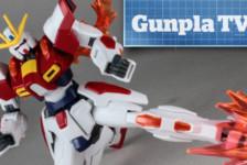 Gunpla TV – Episode 160 – HGBF Build Burning Gundam Review!