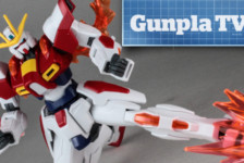 Gunpla TV – Episode 160 – HGBF Build Burning Gundam Review!