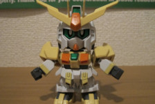 SD Winning Gundam by Bandai – Build