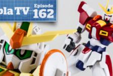 Gunpla TV – Episode 162 – BB, SD, Unicorn LEDs, and a Surprise!