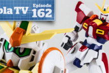 Gunpla TV – Episode 162 – BB, SD, Unicorn LEDs, and a Surprise!