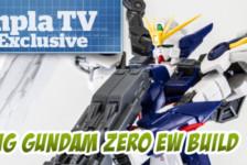 Gunpla TV Exclusive – Real Grade Wing Gundam Zero EW!