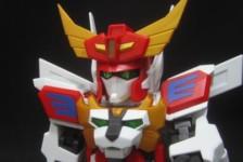 King Exkaiser (D-Style) by Kotobukiya (Part 2: Review)